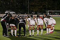 OHL team pictured before a female soccer game between Oud Heverlee Leuven and Sporting de Charleroi on the seventh matchday of the 2020 - 2021 season of Belgian Womens Super League , sunday 15 th of November 2020  in Heverlee , Belgium . PHOTO SPORTPIX.BE | SPP | SEVIL OKTEM