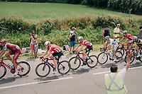 André Greipel (DEU/Lotto-Soudal) rolling by<br /> <br /> Stage 7: Fougères > Chartres (231km)<br /> <br /> 105th Tour de France 2018<br /> ©kramon