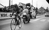 Brabantse Pijl 2012.Leuven-Overijse: 195,7km..Thomas Voeckler