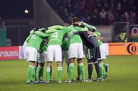 Wolfsburg schwoert sich ein