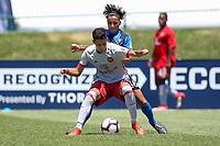 Kansas City, MO. - Sunday July 8, 2018: US Soccer Boys' DA U-16/17 Semi Final Atlanta United FC vs Montreal Impact FC at Swope Soccer Village.