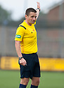 Referee Ryan Milne .