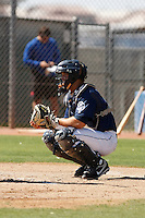 Adam Zornes  - San Diego Padres - 2009 spring training.Photo by:  Bill Mitchell/Four Seam Images