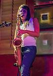 Melissa Aldana plays Ironworks, June 20, 2014 TD Vancouver International Jazz Festival