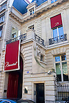 Exterior, Cristal Baccarat Restaurant, Paris, France, Europe