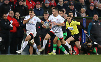 Saturday 7th December 2019 | Ulster Rugby vs Harlequins<br /> <br /> John Cooney during the Heineken Champions Cup Round 3 clash in Pool 3, between Ulster Rugby and Harlequins at Kingspan Stadium, Ravenhill Park, Belfast, Northern Ireland. Photo by John Dickson / DICKSONDIGITAL