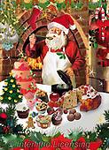 Alfredo, CHRISTMAS SANTA, SNOWMAN, WEIHNACHTSMÄNNER, SCHNEEMÄNNER, PAPÁ NOEL, MUÑECOS DE NIEVE, paintings+++++,BRTOLPED01967,#x#