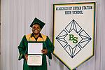 Campbell, Kyran  received their diploma at Bryan Station High school on  Thursday June 4, 2020  in Lexington, Ky. Photo by Mark Mahan Mahan Multimedia