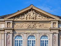 Theater, Baden-Baden, Baden-Württemberg, Deutschland, Europa<br /> Theatre, Baden-Baden, Baden-Wuerttemberg, Germany, Europe