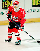 Danielle Goyette Team Canada 1997. Photo F. Scott Grant