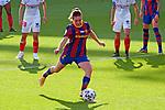 Liga IBERDROLA 2020-2021. Jornada: 12<br /> FC Barcelona vs Sevilla: 6-0.<br /> Mariona Caldentey.