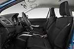 Front seat view of 2016 Suzuki Baleno Skycruise 2 Door Convertible Front Seat  car photos