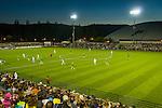 Women's soccer game at University of Portland.