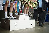 podium legs<br /> <br /> Sluitingsprijs Putte-Kapellen 2014