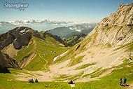 Image Ref: SWISS029<br /> Location: Pilatus, Switzerland<br /> Date of Shot: 18th June 2017