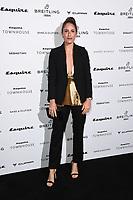 Johanna Konta<br /> arriving for the Esquire Townhouse 2019 launch party, London.<br /> <br /> ©Ash Knotek  D3528 16/10/2019