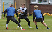 Tuesday 3rd May; James Humphreys<br /> Ulster Rugby Training at Perrie Park, Belfast, Northern Ireland. Photo by John Dickson/Dicksondigital