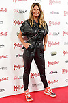 Spanish celebrity Makoke Giever attends the photocall for the VIP premiere of the musical 'Kinky Boots'. October 5, 2021. (ALTERPHOTOS/Acero)