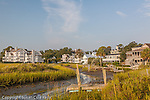 Summer saltmarsh, Murrels Inlet, SC