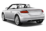 Car pictures of rear three quarter view of 2016 Audi TT-Roadster - 2 Door Convertible Angular Rear