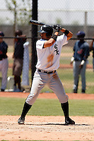 Luis Sierra - Chicago White Sox - 2009 extended spring training.Photo by:  Bill Mitchell/Four Seam Images