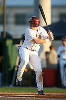 February 20, 2009:  Outfielder Michael Kvasnicka (9) of the University of Minnesota during the Big East-Big Ten Challenge at Jack Russell Stadium in Clearwater, FL.  Photo by:  Mike Janes/Four Seam Images
