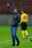 30th May 2021; Beira-Rio, Porto Alegre, Brazil; Brazilian Serie A, Internacional versus Sport Recife; Sport Recife manager Umberto Louzer sends in instructions