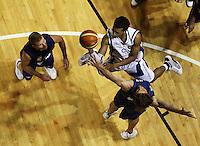 090409 National Basketball League - Saints v Stars