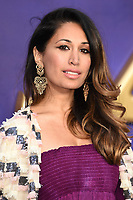 """Preeya Kalidis<br /> arriving for the """"Aladdin"""" premiere at the Odeon Luxe, Leicester Square, London<br /> <br /> ©Ash Knotek  D3500  09/05/2019"""