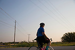 Kelly Krause, Bicycling