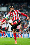 Mikel Balenziaga Oruesagasti of Athletic Club de Bilbao in action during the La Liga 2017-18 match between Real Madrid and Athletic Club Bilbao at Estadio Santiago Bernabeu on April 18 2018 in Madrid, Spain. Photo by Diego Souto / Power Sport Images