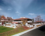 Westcott House by Frank Lloyd Wright | Client: Schooley Caldwell