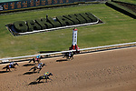 January 22, 2021: Beauty Day (10) with jockey Jareth Loveberry aboard crossing the finish line during the second race on the Smarty Jones Stakes day at Oaklawn Racing Casino Resort in Hot Springs, Arkansas on January 22, 2021. Justin Manning/Eclipse Sportswire/CSM