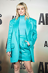 Natalia de Molina in the press junction of 'ADIOS', the new work of director Paco Cabezas, which has an undisputed and recognized cast headed by Mario Casas, the two-time winner of Goya Natalia de Molina, and Goya nominees Ruth Diaz and Carlos Bardem.<br /> November 15, 2019. <br /> (ALTERPHOTOS/David Jar)