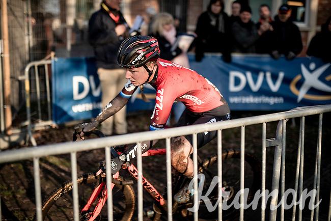 Annemarie Worst (NED/777)<br /> <br /> Azencross Loenhout 2019 (BEL)<br />  <br /> ©kramon