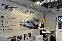 - Expo Ferroviaria alla fiera di Milano-Rho<br /> <br /> - Railway Expo at Milan-Rho fair