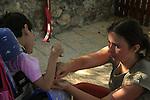 Ein Karem, St. Vincent, home for handicapped children