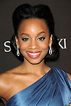 Anika Noni Rose at The 12th Annual Costume Designers Guild Awards held at The Beverly Hilton Hotel in The Beverly Hills, California on February 25,2010                                                                   Copyright 2010  DVS / RockinExposures