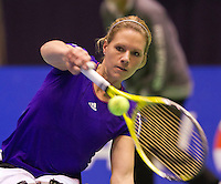 16-12-10, Tennis, Rotterdam, Reaal Tennis Masters 2010,   Esther Vergeer  Maaike Smit