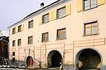 Restauration und Renovation eines alten Hauses in Malans, St. Gallen, Schweiz. Photo: Paul Trummer/Mauren - FL