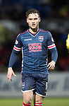 Ross County v St Johnstone…27.12.17…  Global Energy Stadium…  SPFL<br />Alex Schalk<br />Picture by Graeme Hart. <br />Copyright Perthshire Picture Agency<br />Tel: 01738 623350  Mobile: 07990 594431