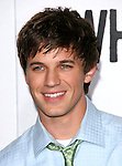 Matt Lanter at L.A. Premiere of Whip It held at The Grauman's Chinese Theater in Hollywood, California on September 29,2009                                                                   Copyright 2009 DVS / RockinExposures