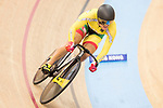 Simona Krupeckaite of the Lithuania team competes in the Women's Sprint - Qualifying as part of the 2017 UCI Track Cycling World Championships on 13 April 2017, in Hong Kong Velodrome, Hong Kong, China. Photo by Chris Wong / Power Sport Images