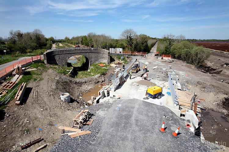 Begna Bridge, Co Longford, Ireland