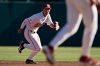Santa Clara University v Stanford Baseball, February 25, 2021