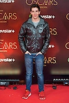 David Broncano attends to the photocall before the cocktail of the night of the Oscar of Movistar+ at Gran Teatro Principe Pio in Madrid. February 28, 2016. (ALTERPHOTOS/BorjaB.Hojas)