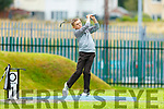 Mark O'Carroll  Killarney playing in the Kerry U16 Pitch and Putt Strokeplay Championships in Deerpark on Saturday