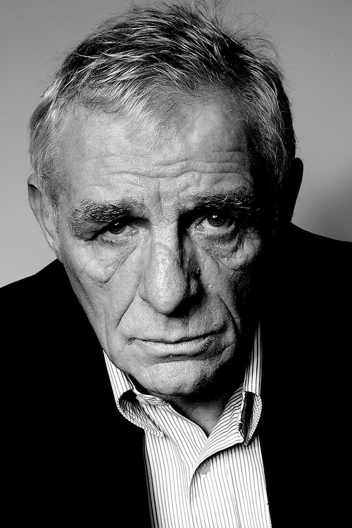 Broadcaster and Journalist Eamon Dunphy