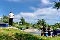 Skatepark opens during relaxed lockdown - 18.05.2020