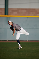 Will Johnston (12) of Keller High School in Keller, Texas during the Baseball Factory All-America Pre-Season Tournament, powered by Under Armour, on January 13, 2018 at Sloan Park Complex in Mesa, Arizona.  (Mike Janes/Four Seam Images)
